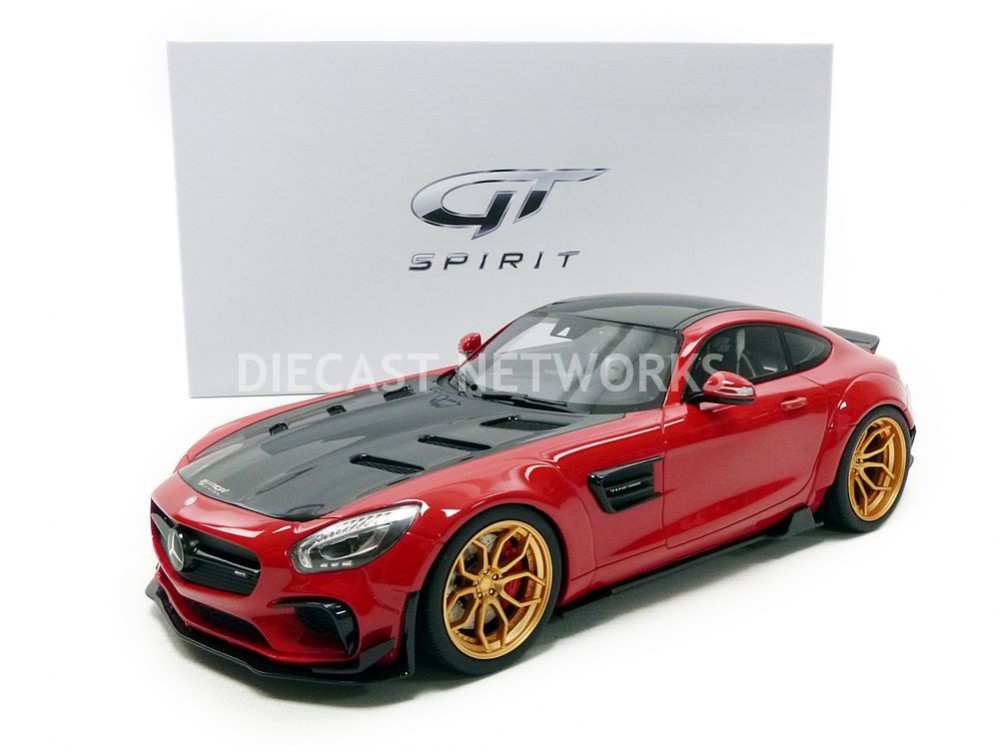 MERCEDES AMG GT MODIFIED BY PRIOR DESIGN - 2016