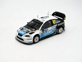 FORD FOCUS RS 07 WRC - FINLANDE 2008