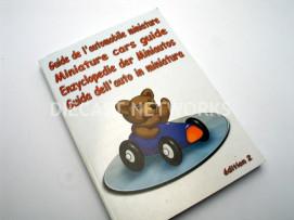 LIVRES GUIDE DE L AUTOMOBILE MINIATURES / EDITION 2
