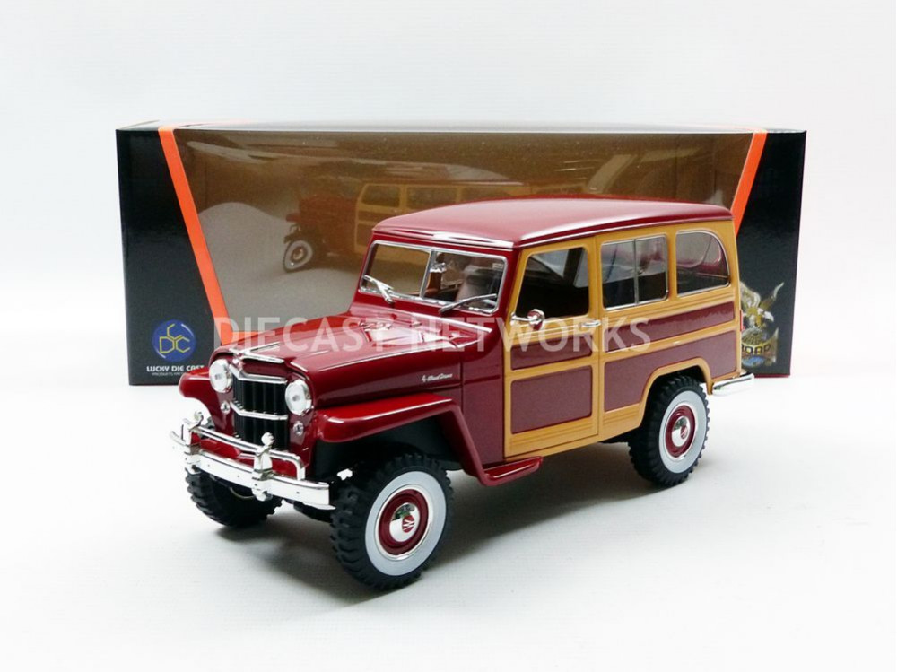jeep willys station wagon little bolide. Black Bedroom Furniture Sets. Home Design Ideas