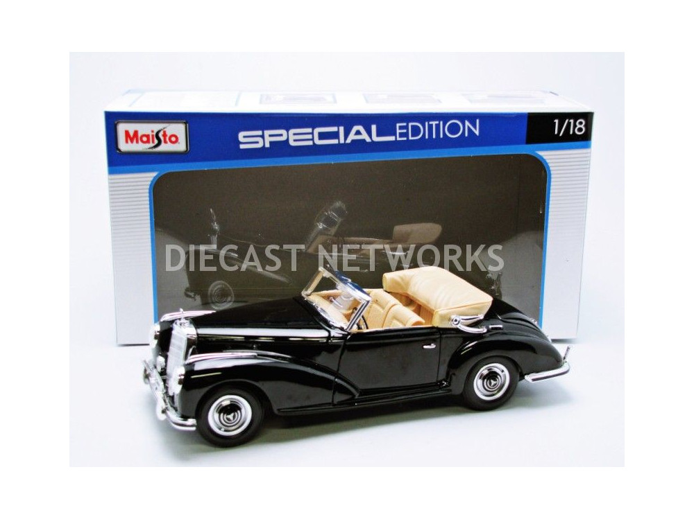 Mercedes benz 300 s cabriolet 1955 little bolide for Mercedes benz loyalty discount