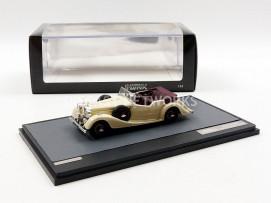 ALVIS 4.3L CROSS ELLIS TOURER - 1938