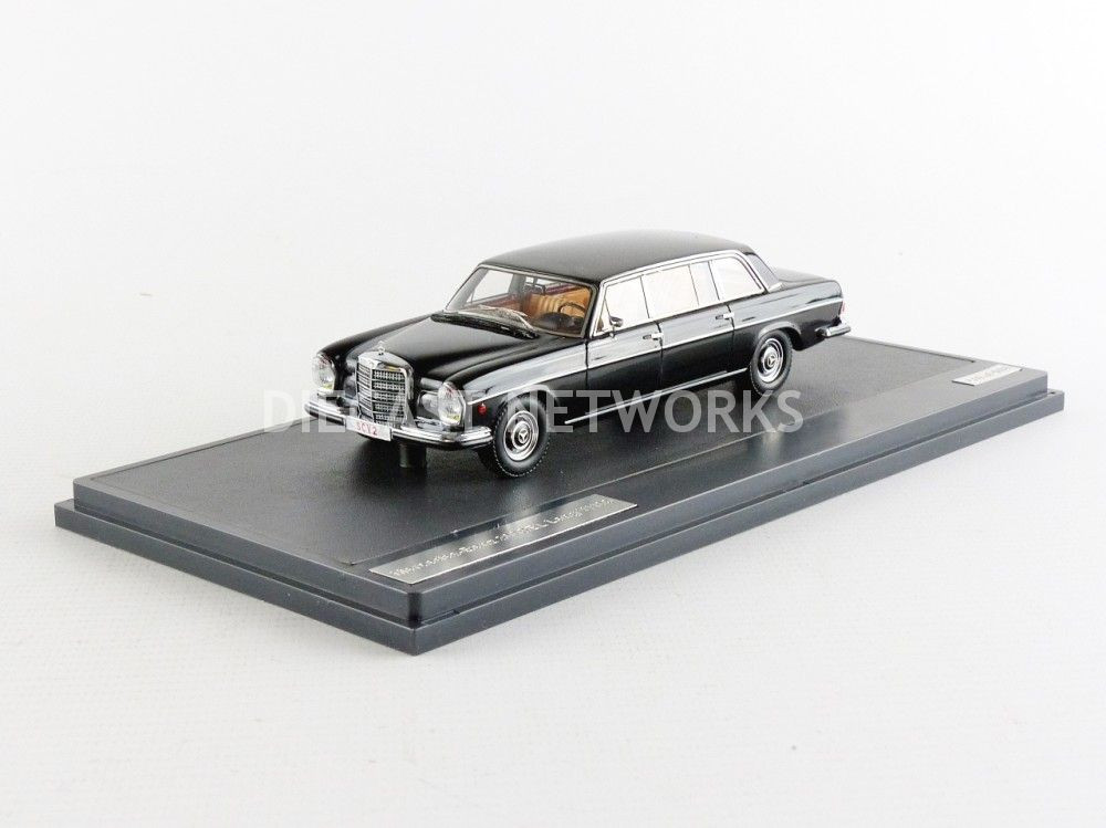 Mercedes benz 300 sel w109 lang vatican 1967 little bolide for Mercedes benz loyalty discount