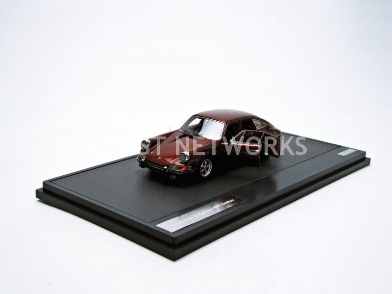 porsche 911 4 portes troutman barnes 1972 little bolide. Black Bedroom Furniture Sets. Home Design Ideas
