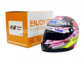 CASQUES S. PEREZ - FORCE INDIA 2017