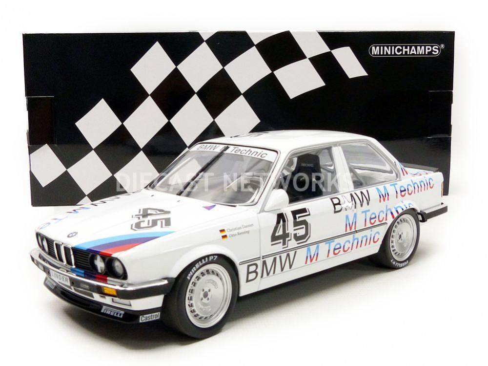 BMW 325 I - ETCC 1986