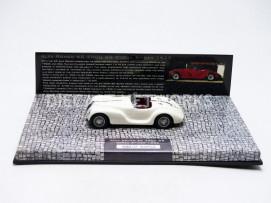 ALFA-ROMEO 6C 2500 SS CORSA SPIDER - 1939
