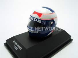CASQUES A. PROST 1988