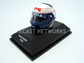 CASQUES A. PROST 1989