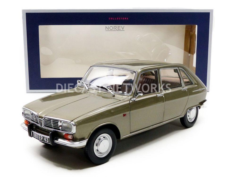 Renault R 16 1969 Little Bolide