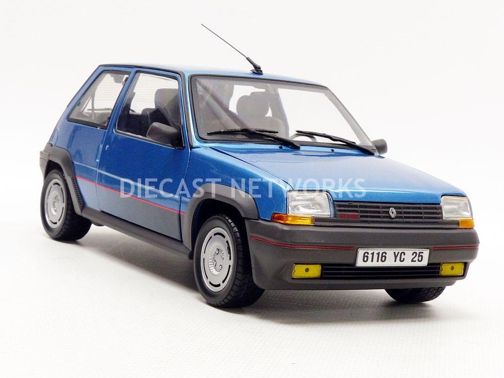 renault 5 gt turbo phase 1 1986 little bolide. Black Bedroom Furniture Sets. Home Design Ideas