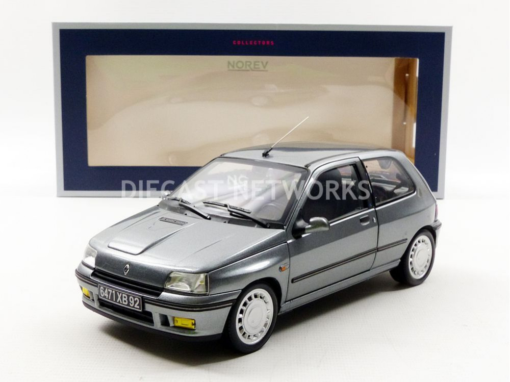 renault clio 16s phase 1 1991 little bolide. Black Bedroom Furniture Sets. Home Design Ideas