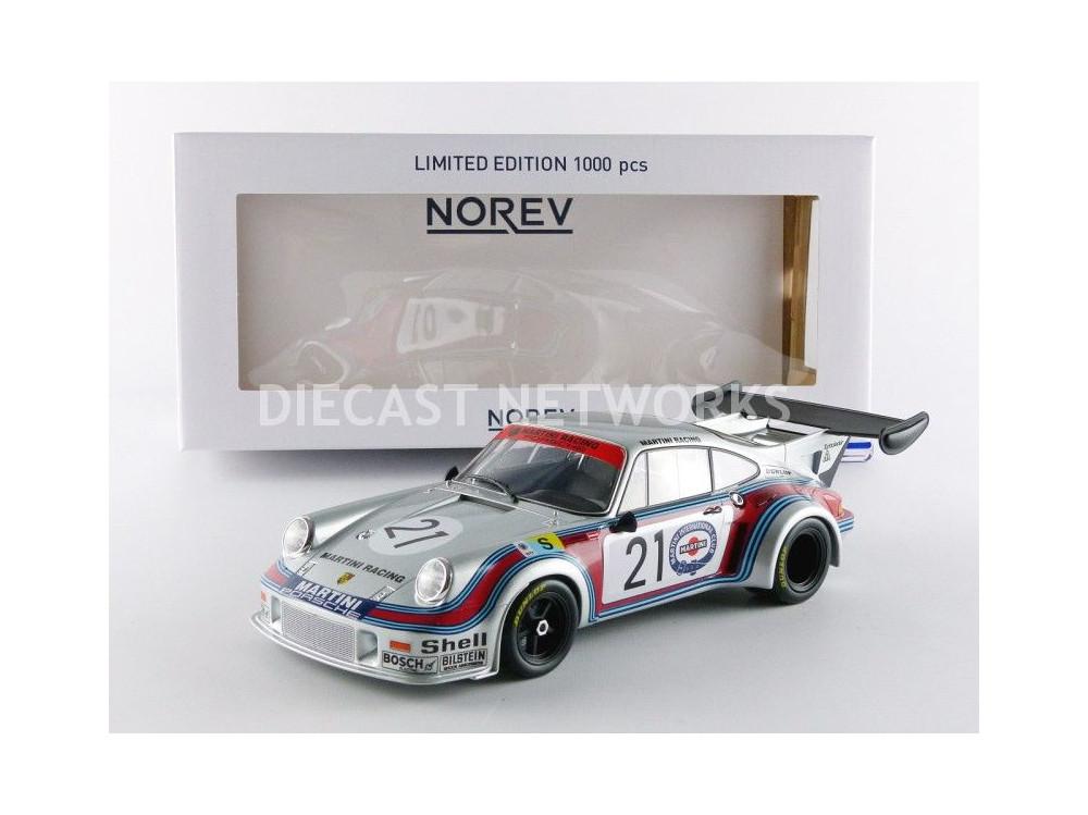Porsche 911 Rsr Turbo 21 Le Mans 1974 Little Bolide