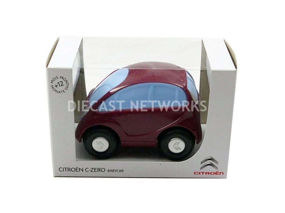 CITROEN C-ZERO - BABY CAR