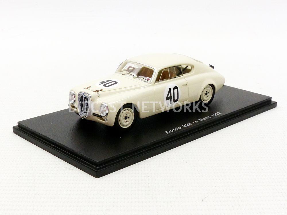 lancia aurelia le mans 1952 little bolide