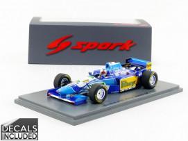 BENETTON B195 - WINNER GP MONACO 1995