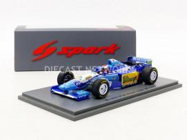 BENETTON B195 - WINNER GP ANGLETERRE 1995