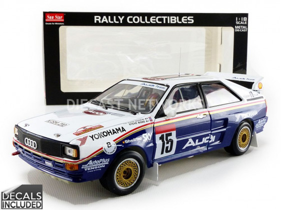 audi quattro a2 rallye d antibes 1986 little bolide. Black Bedroom Furniture Sets. Home Design Ideas