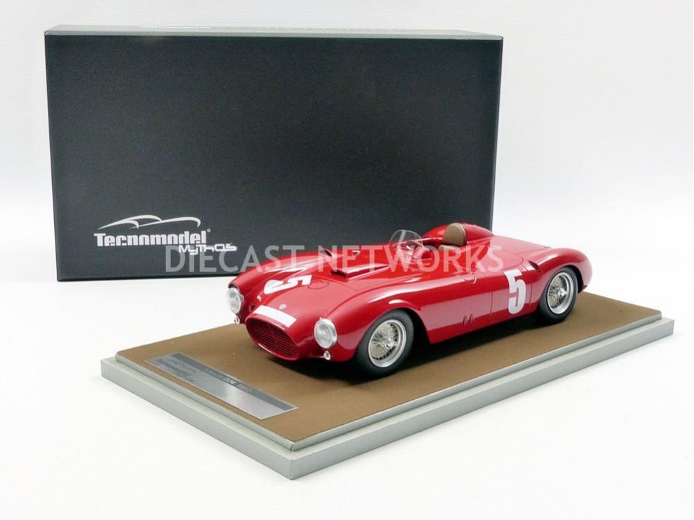 Tecnomodel Mythos 118 Lancia D24 Nurburgring 1953 Tm1843b
