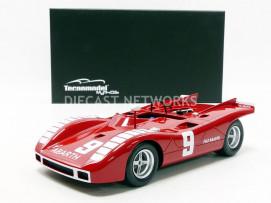ABARTH 2000 SP - MUGELLO GP 1971