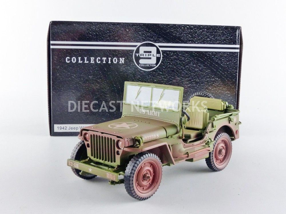 jeep willys us army dirty version 1944 little bolide. Black Bedroom Furniture Sets. Home Design Ideas