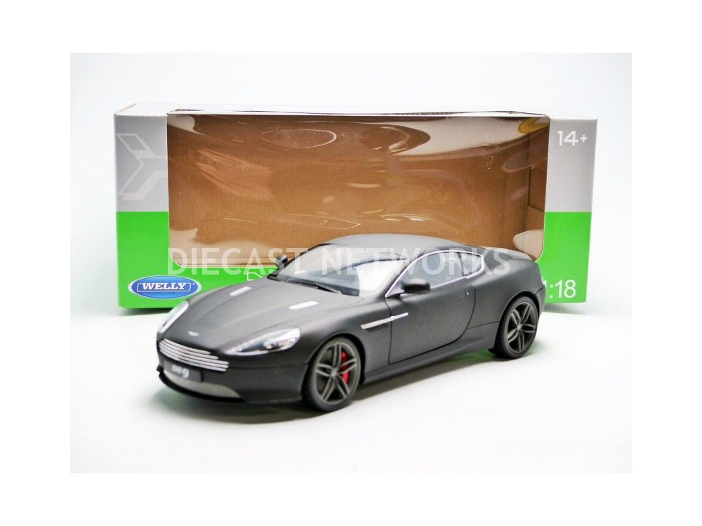 Aston Martin Db9 Coupe 2013 Little Bolide