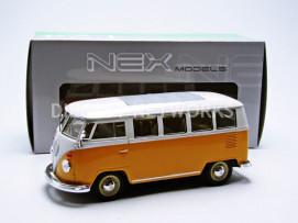 VOLKSWAGEN COMBI T1 BUS - 1963