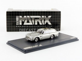 ASTON MARTIN DB5 SHOOTING BRAKE BY HAROLD RADFORD - 1964