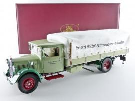 MERCEDES-BENZ LO 2750 TARPAULIN TRUCK - 1934