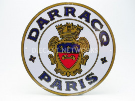 PLAQUE METAL DARRACQ