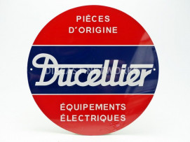 PLAQUE METAL DUCELLIER