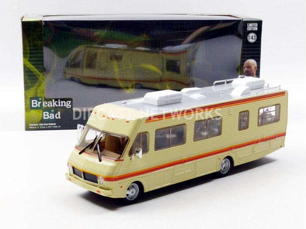 FLEETWOOD BOUNDER RV - BREAKING BAD - 1986
