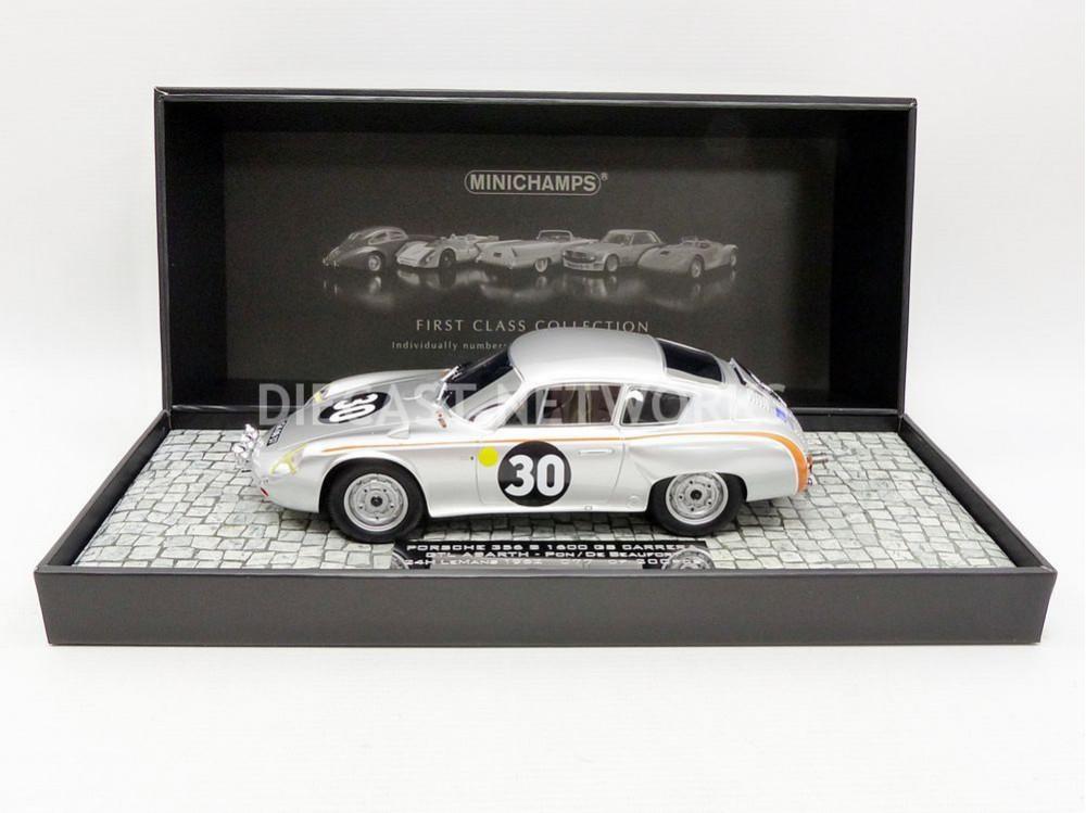 PORSCHE 356 B 1600 GS - LE MANS 1962