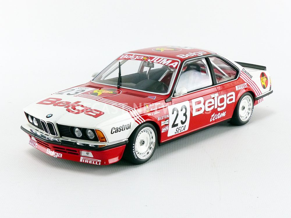 bmw 635 csi 24h de spa 1985 little bolide. Black Bedroom Furniture Sets. Home Design Ideas