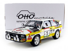 AUDI QUATTRO SPORT GR B E2 - SAFARY 1984