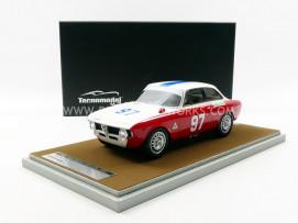 ALFA-ROMEO GIULIA 1600 SPRINT GTA - TARGA FLORIO 1971
