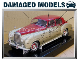 BENTLEY S2 - 1960 - MINICHAMPS - 100139950