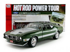 FORD MUSTANG MACH 1 - HOT ROD - 1973