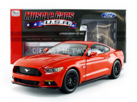 FORD MUSTANG GT - 2016