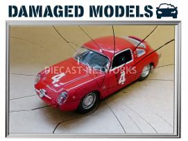 FIAT ABARTH 750 - WIN MONZA 1963- BEST MODEL-9519