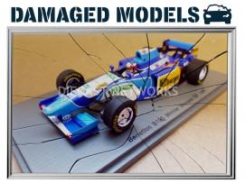 BENETTON B195 - WINNER GP MONACO 1995 - SPARK - S4775