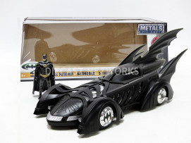 BATMOBILE BATMAN FOREVER - AVEC FIGURINE