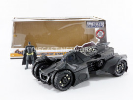 BATMOBILE BATMAN ARKHAM KNIGHT - AVEC FIGURINE - 2015