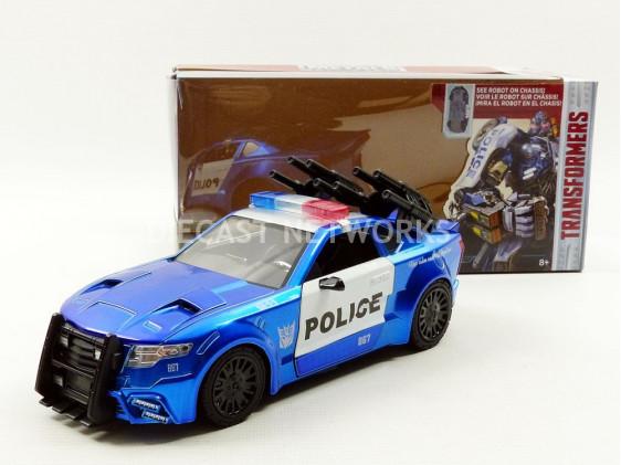 film transformers police transformers 5 barricade police car little bolide. Black Bedroom Furniture Sets. Home Design Ideas