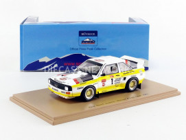 AUDI QUATTRO S1 - WINNER PIKES PEAK 1985
