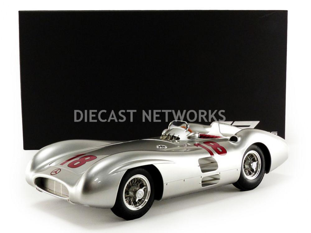 MERCEDES-BENZ W196 R - GP DE FRANCE 1954
