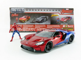 FORD GT 2017 - HOLLYWOOD RIDES SPIDERMAN