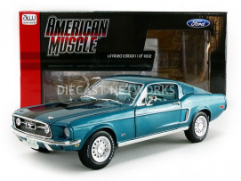 FORD MUSTANG 2+2 - CLASS OF 68 - 1968