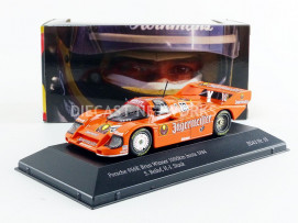 PORSCHE 956 K JAGERMEISTER - WINNER 1000 KMS IMOLA 1984