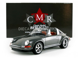 SINGER TARGA - MODIFICATION OF A PORSCHE 911